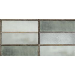 Placari & Pardoseli Faianta Diesel living Industrial Glass 60x20cm, 7mm, Green