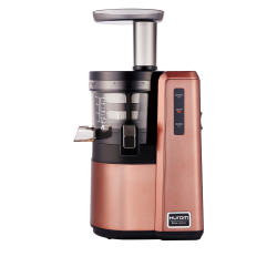 Default Category SensoDays Storcator la rece Hurom HZ Alpha HZ-LBE17, 150W, 43rpm, inox rose gold