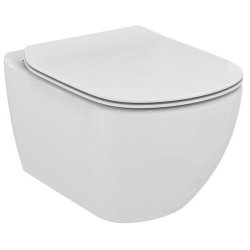 Seturi vase WC Set vas WC suspendat Ideal Standard Tesi Aquablade si capac slim