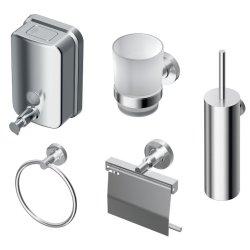 Seturi accesorii baie Set accesorii baie Ideal Standard IOM 5 piese