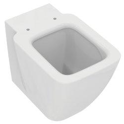 Vase WC Vas WC Ideal Standard Strada II AquaBlade back-to-wall pentru rezervor ingropat, fixare ascunsa