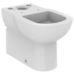 Vase WC Vas WC Ideal Standard Tempo back-to-wall cu proiectie scurta, 37x60cm