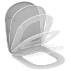 Default Category SensoDays Capac WC Ideal Standard Tempo cu inchidere lenta, alb