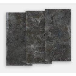 Gresie Gresie portelanata FMG Lamiere Maxfine 150x100cm, 6mm, Black Iron