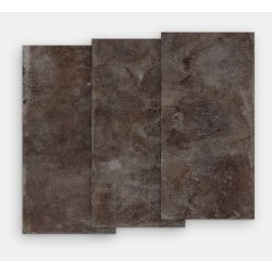 Gresie Gresie portelanata FMG Lamiere Maxfine 150x100cm, 6mm, Bronze Iron