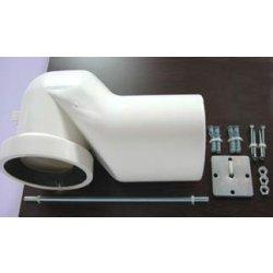 Default Category SensoDays Conector scurgere verticala Ideal Standard pentru Vas WC Connect