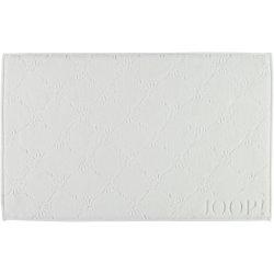 Covor baie Joop! Uni Cornflower 50x80cm, 600 alb