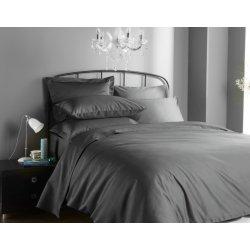 Lenjerii de pat Lenjerie de pat Behrens Hotel Living 1000TC 200x200cm, 2 fete perna 50x75cm, platinum