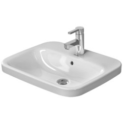 Default Category SensoDays Lavoar Duravit DuraStyle 56cm, montare in blat