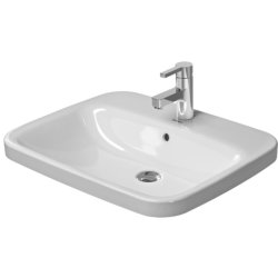 Default Category SensoDays Lavoar Duravit DuraStyle 61.5cm, montare in blat