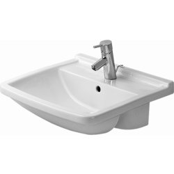 Default Category SensoDays Lavoar Duravit Starck 3 55cm, montare in blat