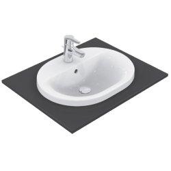 Obiecte sanitare Lavoar Ideal Standard Connect Oval 62x46cm, montare in blat
