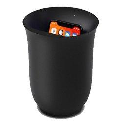 Default Category SensoDays Lexon Oblio statie dezinfectare & incarcare wireless pentru telefoane, negru