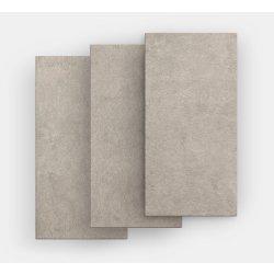 Gresie Gresie portelanata FMG Limestone Maxfine 300x100cm, 6mm, Ash Strutturato