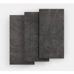 Gresie Gresie portelanata FMG Limestone Maxfine 300x100cm, 6mm, Deep Strutturato