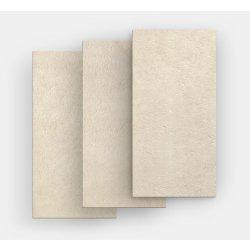 Gresie Gresie portelanata FMG Limestone Maxfine 300x100cm, 6mm, Moon Strutturato