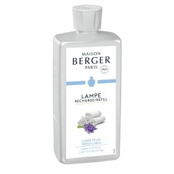 Default Category SensoDays Parfum pentru lampa catalitica Berger Fresh Linen 500ml