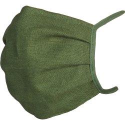 Alte decoratiuni Masca de protectie Sander Linnen, in, verde mar