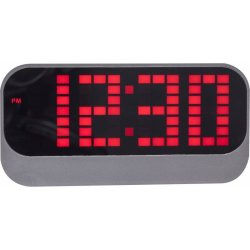 Default Category SensoDays Ceas de masa NeXtime Loud Alarm, Red