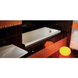 Cazi de baie simple Cada baie rectangulara Belform Ludica 150x70cm, acril