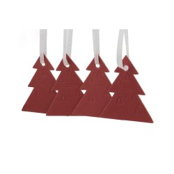 Living & Lifestyle Set 4 carduri parfumate Max Benjamin Christmas Tree