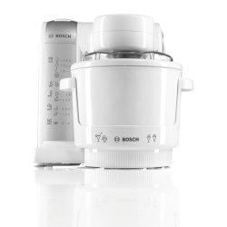 Default Category SensoDays Dispozitiv de preparat inghetata Bosch MUZ4EB1 pentru robotii MUM4, max. 550 g, alb