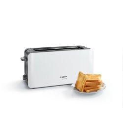 Electrocasnice mici Prajitor de paine Bosch TAT6A001 ComfortLine, alb