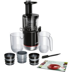 Storcatoare de fructe si legume Storcator la rece Bosch MESM731M Vita Extract 150W, 55 rpm