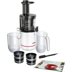Storcatoare de fructe si legume Storcator la rece Bosch MESM500W Vita Extract 150W, 55 rpm
