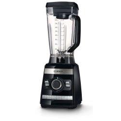 Mixere - Blendere Blender Bosch MMBH6P6B VitaBoost 1600W, 2 litri, negru