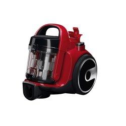 Uz casnic Aspirator fara sac Bosch BGC05AAA2 Serie 2, 700W, recipient praf 1.5 litri, filtru PureAir, rosu