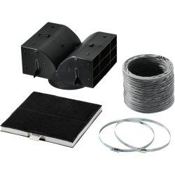Accesorii electrocasnice mari Kit recirculare Bosch DHZ5325 pentru hote DWA097A50, DWA067A50, DWB067A50, DWB06W452