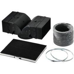 Accesorii electrocasnice mari Kit recirculare Bosch DHZ5345 pentru hote DWB097A50, DWB098J50