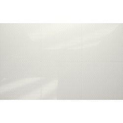 Faianta Faianta Diesel living Fence 20x20cm, 7mm, Micro White