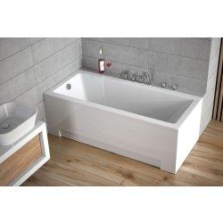 Cazi de baie simple Cada baie rectangulara Besco Modern 180x80cm, acril