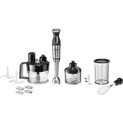 Electrocasnice mici Blender de mana Bosch MS8CM6190 MaxoMixx, 1000W, inox