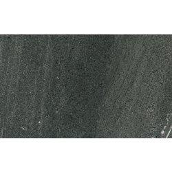 Gresie Gresie portelanata rectificata Iris Pietra di Basalto 60x30cm, 9mm, Nero