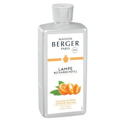 Default Category SensoDays Parfum pentru lampa catalitica Berger Extreme Orange 500ml