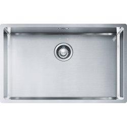 Chiuvete inox Chiuveta bucatarie Franke Box BBX 210/110-68 cu 1 cuva, 685x410mm, ventil Premium, inox satinat