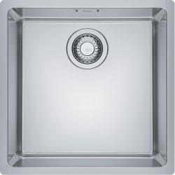 Chiuvete bucatarie Chiuveta bucatarie Franke Maris MRX 110-40 cu 1 cuva, 400x400mm, inox satinat