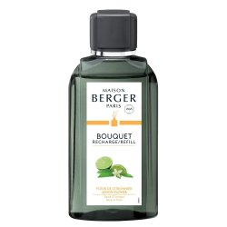 Lumanari & Parfumuri ambient Parfum pentru difuzor Berger Bouquet Parfume Fleur de Citronnier 200ml