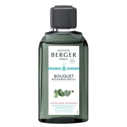 Default Category SensoDays Parfum pentru difuzor Berger Bouquet Parfume Fraicheur d'Eucalyptus 200ml