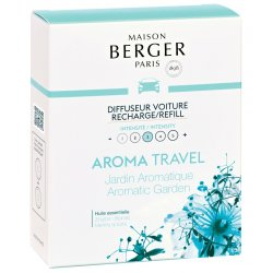 Default Category SensoDays Rezerve ceramice odorizant masina Berger Aroma Travel - Jardin Aromatique