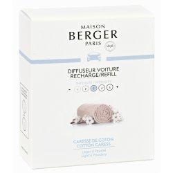 Default Category SensoDays Rezerve ceramice odorizant masina Berger Caresse de coton