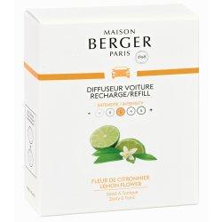 Lumanari & Parfumuri ambient Rezerve ceramice odorizant masina Berger Fleur de Citronnier