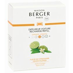 Default Category SensoDays Rezerve ceramice odorizant masina Berger Fleur de Citronnier
