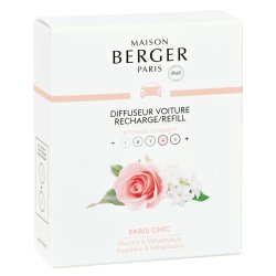 Lumanari & Parfumuri ambient Rezerve ceramice odorizant masina Berger Paris chic