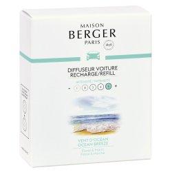 Rezerve ceramice odorizant masina Berger Vent d'Ocean 2 piese