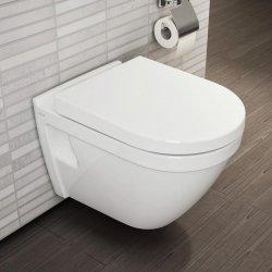 Seturi vase WC Set WC suspendat Vitra S50 54cm, cu functie de bideu si capac inchidere lenta