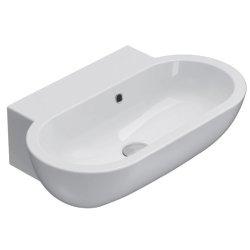 Obiecte sanitare Lavoar Globo Bowl+ 60x37cm, montare pe blat